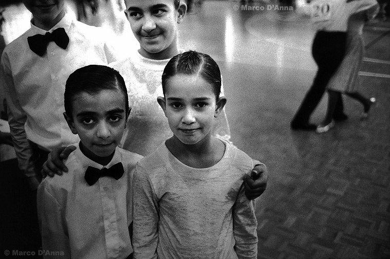 Gara di ballo, Chiasso, 1999
