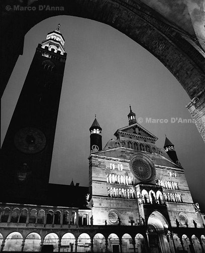 Piazza del Duomo, Cremona, calendario