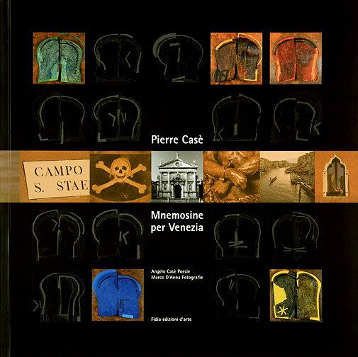 Mnemosine per Venezia, Edizione Fidia edizioni d'arte, 2007
