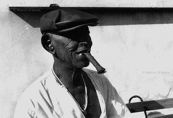 Lebrosario, Cuba, 1997