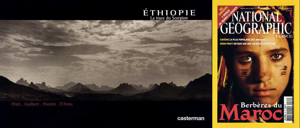 ETIOPIA LA TRACCIA DELLO SCORPIONE